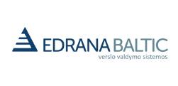 Mūsų klientas Edrana